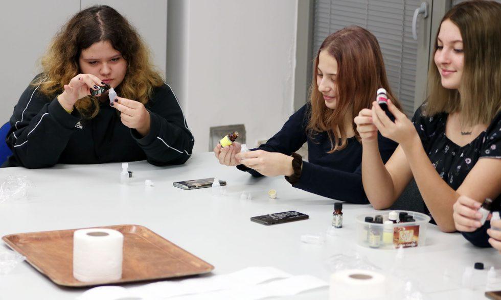 Radionica izrade parfema